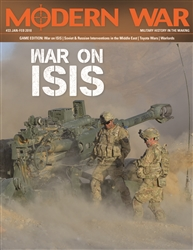 Modern War 33: ISIS War -  Decision Games