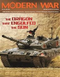 Modern War 42: Dragon Engulfed Sun -  Decision Games