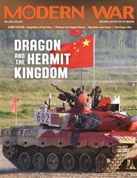 Modern War 45: The Dragon and The Hermit Kingdom -  Decision Games