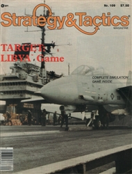 Strategy & Tactics Issue #109 - Game Edition