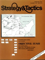 Strategy & Tactics Issue #140 - Game Edition