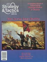 Strategy & Tactics Issue #166 - Game Edition