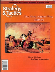 Strategy & Tactics Issue #179 - Game Edition