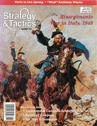Strategy & Tactics Issue #187 - Game Edition