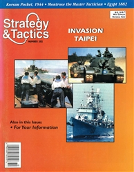 Strategy & Tactics Issue #202 - Game Edition