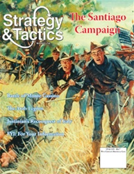 Strategy & Tactics Issue #258 - Game Edition