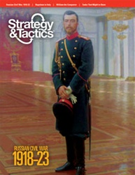 Strategy & Tactics Issue #267 - Game Edition