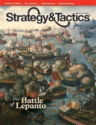 Strategy & Tactics Issue #272- Game Edition