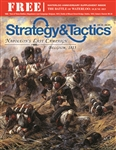 Strategy & Tactics Issue #293 - Newsstand Magazine + Waterloo Map