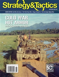 Stratagy and Tactics Issue 307: Cold War, Hot Armour -  Decision Games