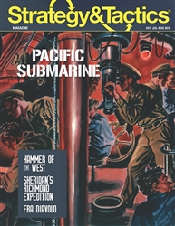 Strategy and Tactics Issue 311: Pacific Submarine -  Decision Games