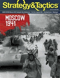 Strategy and Tactics Issue 317: Moscow (T.O.S.) -  Decision Games