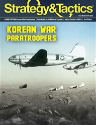 Strategy and Tactics Issue 321: Airborne Korea -  Decision Games