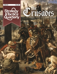 Strategy & Tactics Quarterly #7 - The Crusades w/ Map Poster