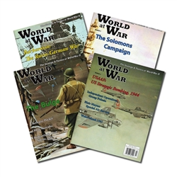 World at War 10th Anniversary Deal (WW #1-4)!