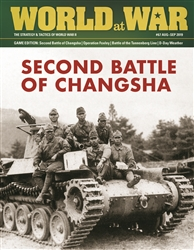 World at War Issue 67: Second Battle Changsha -  Decision Games