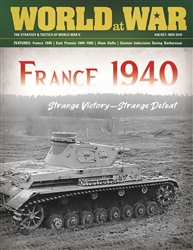 World at War Issue 68: France 1940 -  Decision Games