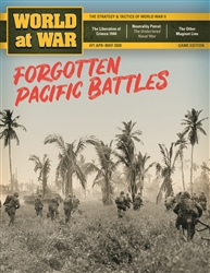 World at War Issue 71: Forgotten Pacific Battles -  Decision Games